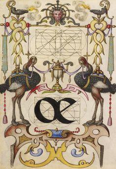 Tesori d'archivio: un manoscritto del '500 con decine di esempi di calligrafia - Frizzifrizzi