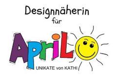 Designnäher von April-Sonne