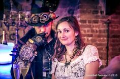 https://www.facebook.com/naos.al.kymaris  Amazing steampunk guy with great style!