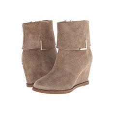 (ジョンストンアンドマーフィー) Johnston & Murphy レディース シューズ・靴 ブーツ Brynn Cuff Bootie 並行輸入品  新品【取り寄せ商品のため、お届けまでに2週間前後かかります。】 カラー:Taupe Oiled Suede 商品番号:ol-8745470-402524
