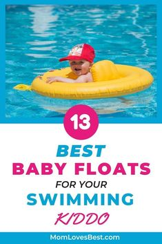 Are you thinking about introducing your baby to the big world of swimming? With all the splishing, splashing, and laughter that goes on in the water, why should your baby miss it? Baby Pool, Baby Swimming, Girls Swimming, Summer Fun For Kids, Summer Activities For Kids, Teach Baby To Swim, Baby Float, Baby Swimsuit, Baby Health