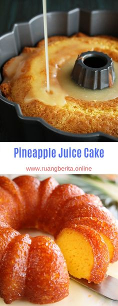 Pineapple Juice Cake More from my site UPSIDE DOWN MINISPineapple Juice Cake Juice CakeIngredients 1 box yellow or butter cake mix cup vegetable … Cake Pineapple, Pineapple Juice, Pineapple Upside, Pineapple Delight, Pineapple Dessert Recipes, Easy Desserts, Delicious Desserts, Yummy Food, Tasty