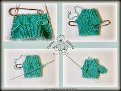 Приют отчаянных рукодельниц: Вяжем свитер мишке