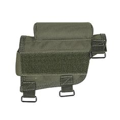 Hunting- Voodoo Tactical Buttstock Cheek Piece, Olive Drab -- Be sure to check…