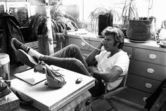 Eastwood....he was quite a hunk back in his day.
