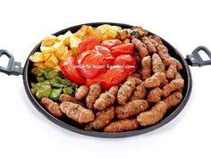 yetur'la lezzet kareleri.com: kuru köfte ve karışık kızartma