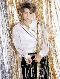 Jonghyun talks about his album + his sincere personality in interview with 'Elle' | http://www.allkpop.com/article/2015/01/jonghyun-talks-about-his-album-his-sincere-personality-in-interview-with-elle