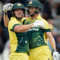 5TH ODI - #AUSTRALIA VS #ENGLAND #engvsaus #ENG 138 / 10 ( 33 / 50 OVERS ) #AUS 140 / 2 ( 24.2 / 50 OVERS ) http://cricketscores.chdcaprofessionals.com/