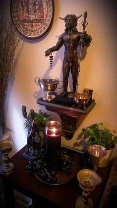 Dionysus Altar
