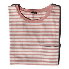 J.Crew Stripe T-Shirt / Garance Doré Goods