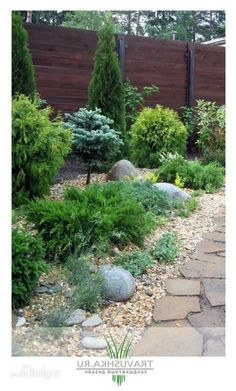Rock Garden Inspiration - My Gardening Space Rock Garden Design, Small Garden Design, Small Space Gardening, Back Gardens, Small Gardens, Outdoor Gardens, Landscaping With Rocks, Front Yard Landscaping, Landscaping Ideas