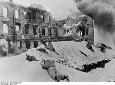Stalingrad. Last pocket 1943.