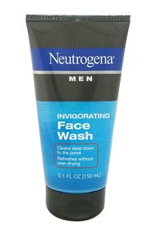 invigorating face wash by neutrogena