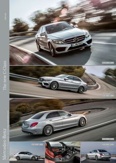 2015 Mercedes-Benz C-Class Grows Larger, More Rapid, and More Plush with C300/C400 4Matic