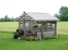 easy greenhouse!
