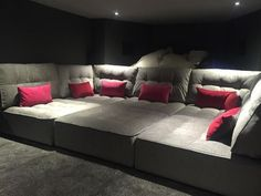 Basement home theater ideas – The basement is an absolutely excellent place for a fashionable hangout, a house bar, and also a practical home office or perhaps a much-required youngsters' game room. One idea that beats them and also shows up an ideal match for the setting of the basement is the grand residence theater. Whether ... Read more #DecoratingaGameRoom