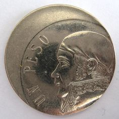Misslag Mexico 1 peso
