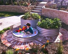 terra cotta pot projects to spice up your garden the owner builder clay pots pinterest - Grand Pot Pour Jardin