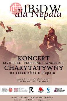 Koncert charytatywny na rzecz ofiar trzęsienia ziemi w Nepalu / Kraków  30 V 2015
