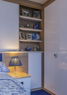 Bedroom Set Design With Storage Combined : style #fitted #bedroom #furniture, combining modern and classic design ...