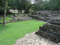 Ruinas de Copan, patrimonio de la Humanidad