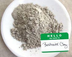 Superfood Spotlight: Bentonite Clay - The Chalkboard