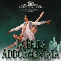 La bella addormentata - Ballet of Moscow 21 Dicembre 2014 ore 21.00 Teatro Toselli Cuneo http://www.comune.cuneo.gov.it/news/dettaglio/periodo/2014/09/24/la-bella-addormentata-ballet-of-moscow.html