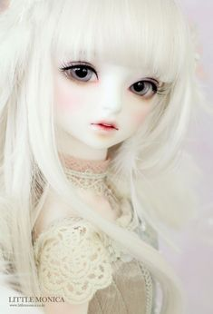 LITTLE MONICA PARTS Little Sophia (Head)   総合ドール専門通販サイト - DOLKSTATION(ドルクステーション)