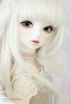 LITTLE MONICA PARTS Little Sophia (Head) | 総合ドール専門通販サイト - DOLKSTATION(ドルクステーション)