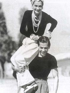 Happy Coco Chanel