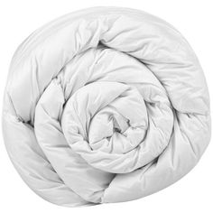 Brinkhaus The Pearl Hungarian Goose Down Duvet - King (2.015 BRL) ❤ liked on Polyvore featuring home, bed & bath, bedding, blankets, fillers, white, white fillers, magazine, white blanket and white duvet