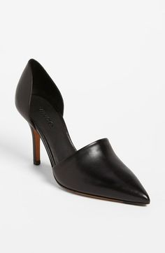 Vince 'Claire' Pump available at #Nordstrom Size 8.5 $375 Waiting for a good sale. These weren't that comfortable.