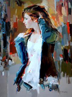 Nacido en 1964, en la pintoresca ciudad portuaria de Vlore, Albania, sus comienzos en el mundo del arte son autodidactas. A los 14 año...