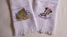 toalha de boca infantil atelie mãe e filha