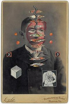 Mending the Labyrinth is and extensive body of work by artist Emerson Cooper for the first time as a solo show in New York. Emerson Cooper is a vintage photographs and Victorian cabinet cards collector. New York Galleries, After Life, Postmodernism, Vintage Photographs, Emerson, Spiral, Contemporary Art, Artsy, Batman