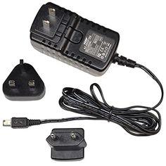 HQRP Wall AC Power Adapter for JVC GR