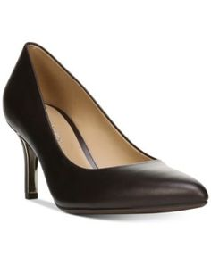 Naturalizer Natalie Pumps - Brown 9.5WW