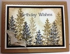 stampin up using tree stamp | ... guy card using Lovely as a Tree stamp set from Stampin' Up! by bethany