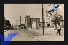 Calle Madero a principios de los años 40´s