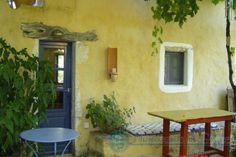 Traditional house on Zakynthos Island, Ionian Sea.
