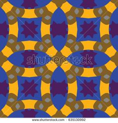 Geometric pattern for print, website, corporate style, interior design, wallpaper. The endless texture. Abstract illustration. Vector ornaments.