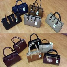 Çantalarımız