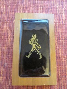 Johnnie Walker Box by Folkaltered on Etsy, $29.00