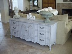 How to Re-Finish Furniture Quick and Easy step by step tutorial