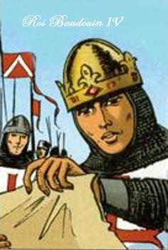 Baudouin IV infligea à Saladin la défaite du Montgisard, celle du Forbelet, ainsi que de nombreux échecs, navals ou dans une guerre de siège, comme à Kérak.