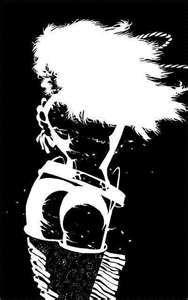 Photo of Sin City - Nancy Callahan for fans of Frank Miller 6944752 Frank Miller Sin City, Frank Miller Art, Comic Book Artists, Comic Artist, Comic Books Art, Dark Comics, Bd Comics, Sin City Comic, Mc Bess