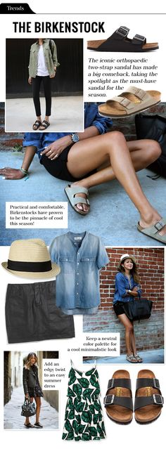 The Vault Files: Trends File: Birkenstocks