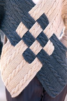 Ravelry: Cable Crossover pattern by Nicky Epstein