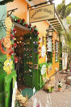 Embu das Artes, Brazil.  Great place to go shopping.