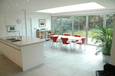 Jane Duncan Architects in Amersham - Smaller Projects - Gerrards Cross - Rear Extension